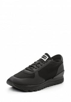 Кроссовки, DKNY, цвет: черный. Артикул: DK001AWROY42. Премиум / Обувь