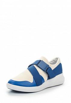 Кроссовки, DKNY, цвет: белый. Артикул: DK001AWROY49. Женская обувь / Кроссовки и кеды