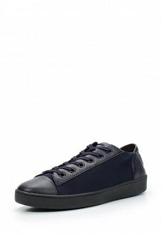 Кеды, DKNY, цвет: синий. Артикул: DK001AWVBF41. Женская обувь / Кроссовки и кеды