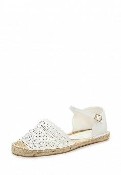 Сандалии, Dorothy Perkins, цвет: белый. Артикул: DO005AWTOC50. Женская обувь / Сандалии