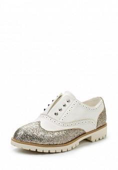 Ботинки, Fiori&Spine, цвет: мультиколор. Артикул: FI021AWQPZ26. Женская обувь / Ботинки / Низкие ботинки