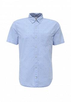 Рубашка, Gap, цвет: голубой. Артикул: GA020EMQAL92. Мужская одежда / Рубашки
