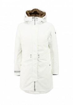 Парка, Helly Hansen, цвет: белый. Артикул: HE012EWFOJ83. Женская одежда / Верхняя одежда / Парки