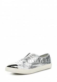 Ботинки, Ideal, цвет: серебряный. Артикул: ID005AWPVV42. Женская обувь / Ботинки / Низкие ботинки