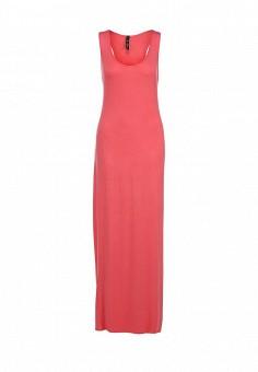 Платье, Influence, цвет: розовый. Артикул: IN009EWEKP29. Женская одежда / Платья и сарафаны / Летние платья