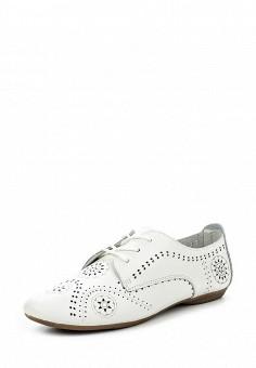 Ботинки, Instreet, цвет: белый. Артикул: IN011AWPRC00. Женская обувь / Ботинки