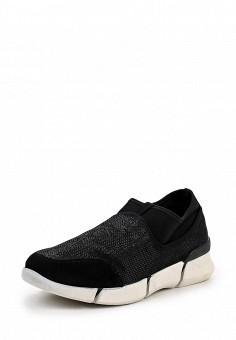 Кроссовки, Inuovo, цвет: черный. Артикул: IN018AWQVZ85. Женская обувь / Кроссовки и кеды / Кроссовки