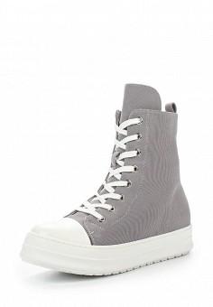 Кеды, Janessa, цвет: серый. Артикул: JA026AWQPZ71. Janessa