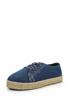 Ботинки, Jennyfer, цвет: синий. Артикул: JE008AWRYI40. Женская обувь / Ботинки