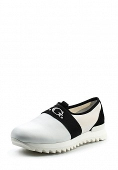 Кроссовки, John Galliano, цвет: белый. Артикул: JO658AWQEM42. Премиум / Обувь / Кроссовки и кеды / Кроссовки