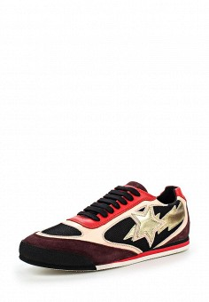 Кроссовки, Just Cavalli, цвет: мультиколор. Артикул: JU662AWOOU22. Премиум / Обувь / Кроссовки и кеды / Кроссовки