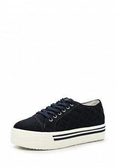 Кеды, Keddo, цвет: синий. Артикул: KE037AWHTO10. Женская обувь / Кроссовки и кеды