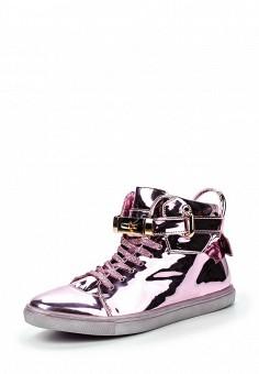 Кеды, Keddo, цвет: розовый. Артикул: KE037AWKDZ03. Женская обувь / Кроссовки и кеды