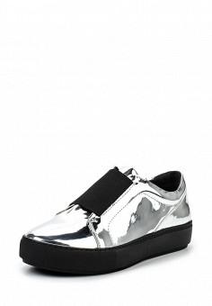 Кеды, Keddo, цвет: серебряный. Артикул: KE037AWQCE42. Женская обувь / Кроссовки и кеды
