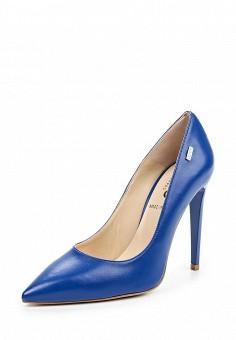 Туфли, Liu Jo, цвет: синий. Артикул: LI687AWOQB96. Премиум / Обувь