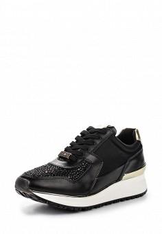 Кроссовки, Liu Jo, цвет: черный. Артикул: LI687AWOQE38. Премиум / Обувь