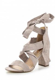 Босоножки, LOST INK, цвет: бежевый. Артикул: LO019AWRWB28. Женская обувь / Босоножки