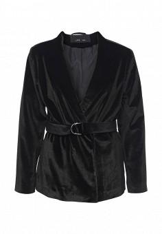Жакет, LOST INK, цвет: черный. Артикул: LO019EWJOU24. Женская одежда