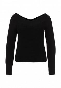 Пуловер, LOST INK, цвет: черный. Артикул: LO019EWJOW68. Женская одежда