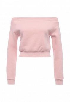Свитшот, LOST INK, цвет: розовый. Артикул: LO019EWNTC57.