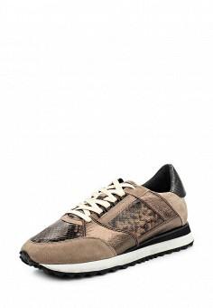 Кроссовки, Lola Cruz, цвет: коричневый. Артикул: LO688AWNTS58. Женщинам / Обувь / Кроссовки и кеды