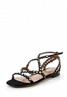 Сандалии, Lola Cruz, цвет: черный. Артикул: LO688AWRTT07. Премиум / Обувь / Сандалии