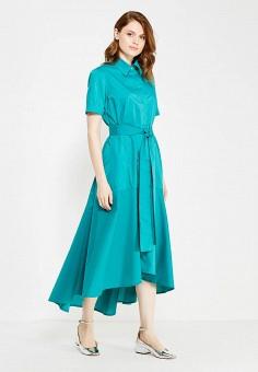 Платье, Love &amp;amp; Light, цвет: зеленый. Артикул: LO790EWUOA86. Женская одежда / <strong>юбкой</strong> Платья и сарафаны