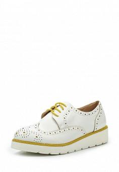 Ботинки, Marquiiz, цвет: белый. Артикул: MA158AWRWX47. Женская обувь / Ботинки / Низкие ботинки