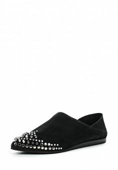 Туфли, McQ Alexander McQueen, цвет: черный. Артикул: MC010AWQDV61. Премиум / Обувь / Туфли