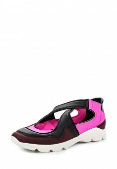 Кроссовки, MM6 Maison Margiela, цвет: мультиколор. Артикул: MM004AWOOP39. Премиум / Обувь / Кроссовки и кеды / Кроссовки