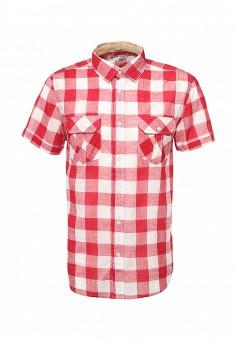 Рубашка, Modis, цвет: красный. Артикул: MO044EMROA64. Мужская одежда / Рубашки