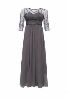 Платье, To be Bride, цвет: серый. Артикул: MP002XW0DPAE. Женская одежда / Платья и сарафаны / Вечерние платья