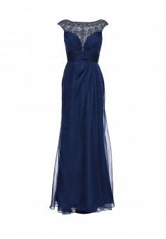 Платье, To be Bride, цвет: синий. Артикул: MP002XW0DPAM. Женская одежда / Платья и сарафаны / Вечерние платья