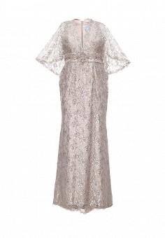 Платье, To be Bride, цвет: серый. Артикул: MP002XW0DPAW. Женская одежда / Платья и сарафаны / Вечерние платья