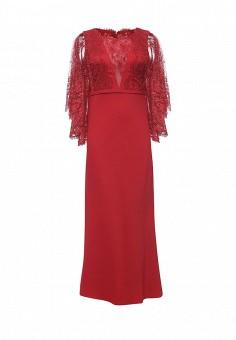 Платье, To be Bride, цвет: красный. Артикул: MP002XW1GJ5G. Женская одежда / Платья и сарафаны / Вечерние платья