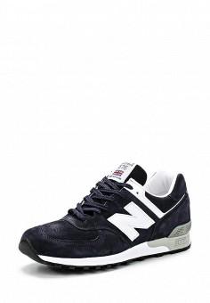 Кроссовки, New Balance, цвет: синий. Артикул: NE007AMDWW88. Мужская обувь