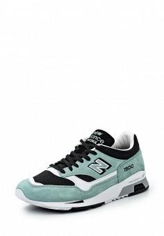 Кроссовки, New Balance, цвет: бирюзовый. Артикул: NE007AMPDJ46. Мужская обувь