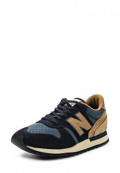 Кроссовки, New Balance, цвет: мультиколор. Артикул: NE007AMPED06. Мужская обувь
