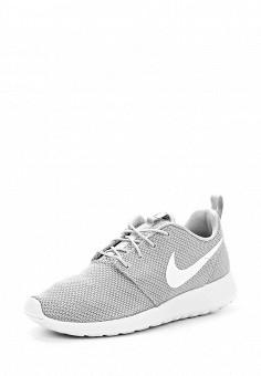 Кроссовки, Nike, цвет: серый. Артикул: NI464AMDQK28. Мужская обувь / Кроссовки и кеды
