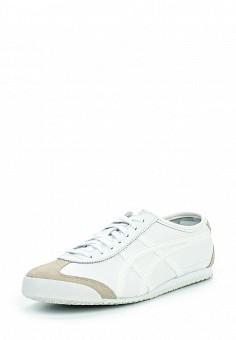 Кроссовки, Onitsuka Tiger, цвет: белый. Артикул: ON737AUFOL36. Женская обувь / Кроссовки и кеды / Кроссовки