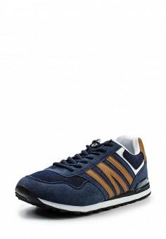 Кроссовки, Patrol, цвет: синий. Артикул: PA050AMQJX70. Мужская обувь / Кроссовки и кеды / Кроссовки