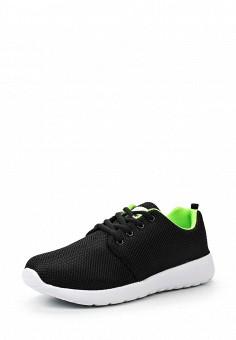 Кроссовки, Patrol, цвет: черный. Артикул: PA050AMQJY14. Мужская обувь / Кроссовки и кеды / Кроссовки