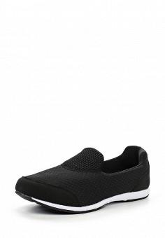 Слипоны, Patrol, цвет: черный. Артикул: PA050AWHVF99. Женская обувь / Кроссовки и кеды / Кроссовки