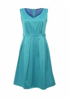 Платье, Pennyblack, цвет: мятный. Артикул: PE003EWOHV07. Премиум / Одежда / Платья и сарафаны