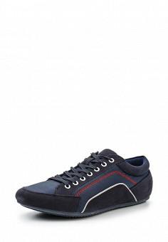Кроссовки, Pezatti, цвет: синий. Артикул: PE023AMFCL78. Мужская обувь / Кроссовки и кеды / Кроссовки