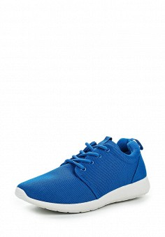 Кроссовки, Piazza Italia, цвет: синий. Артикул: PI022AMQJN21. Мужская обувь / Кроссовки и кеды / Кроссовки