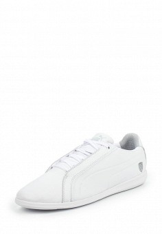Кроссовки, Puma, цвет: белый. Артикул: PU053AUQOY94. Женская обувь / Кроссовки и кеды / Кроссовки