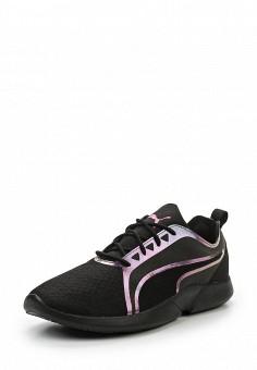 Кроссовки, Puma, цвет: черный. Артикул: PU053AWQOW37. Женская обувь / Кроссовки и кеды / Кроссовки
