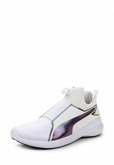 Кроссовки, Puma, цвет: белый. Артикул: PU053AWQOW58. Женская обувь / Кроссовки и кеды / Кроссовки