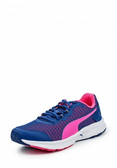 Кроссовки, Puma, цвет: синий. Артикул: PU053AWQOW96. Женская обувь / Кроссовки и кеды / Кроссовки